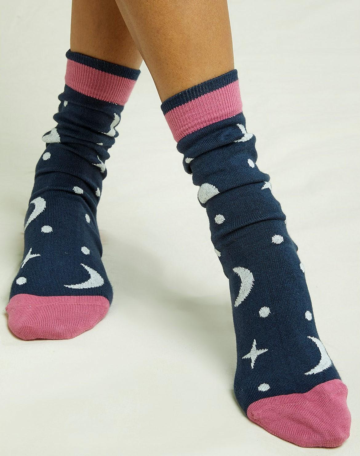 Galaxy Socken