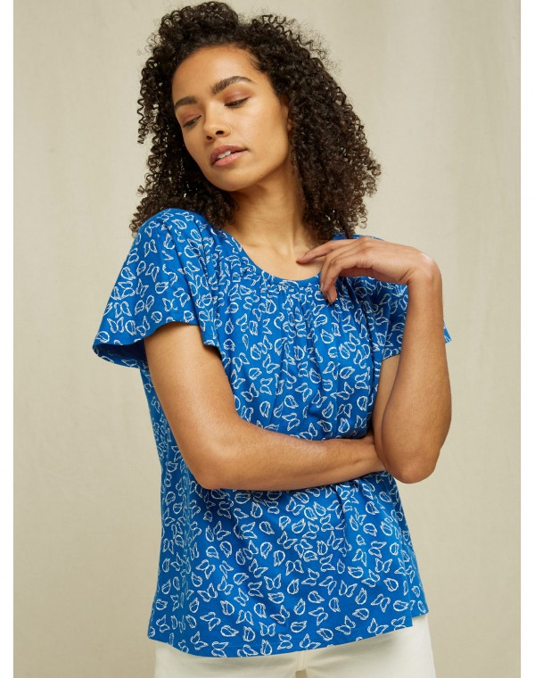 Rosamund Butterfly Top