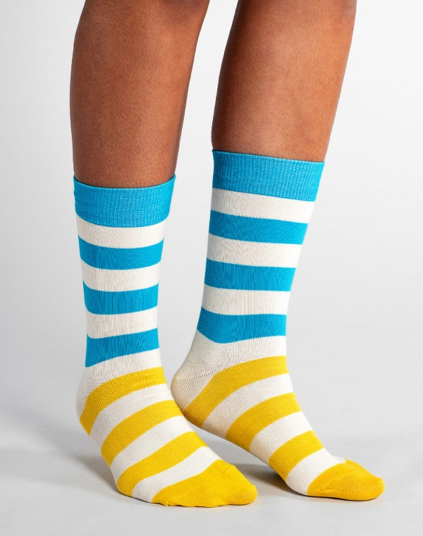 Two Stripes Socken