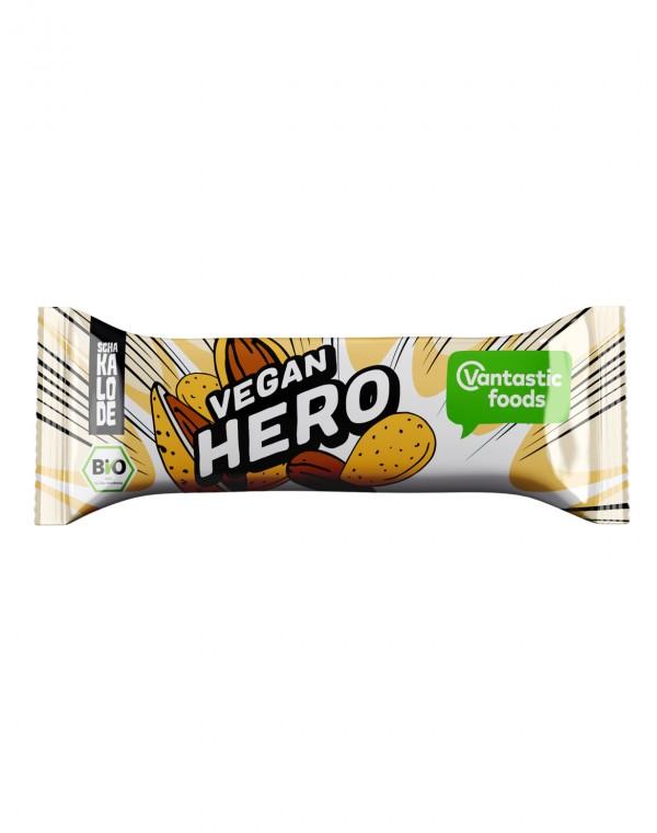 Vegan Hero White Almond