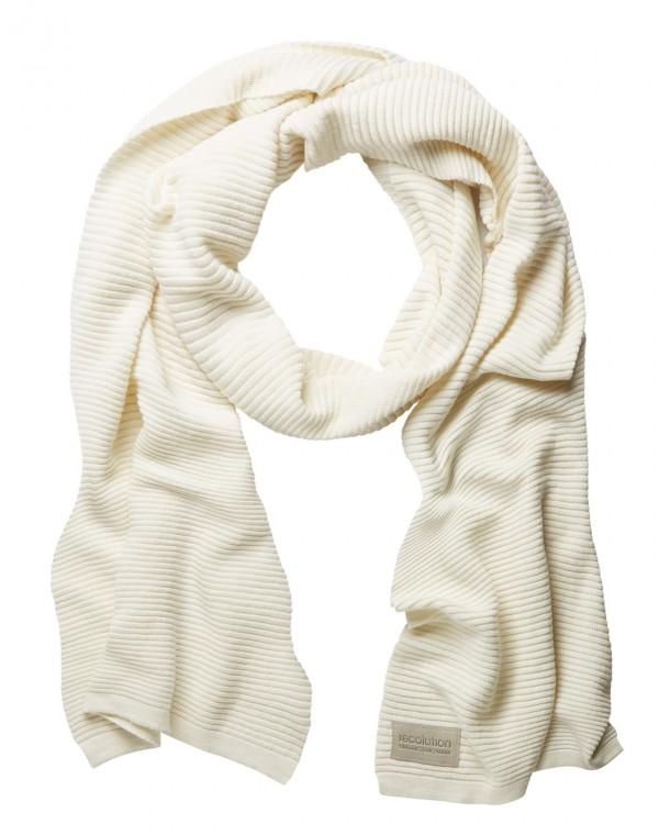 Rib Knit Schal