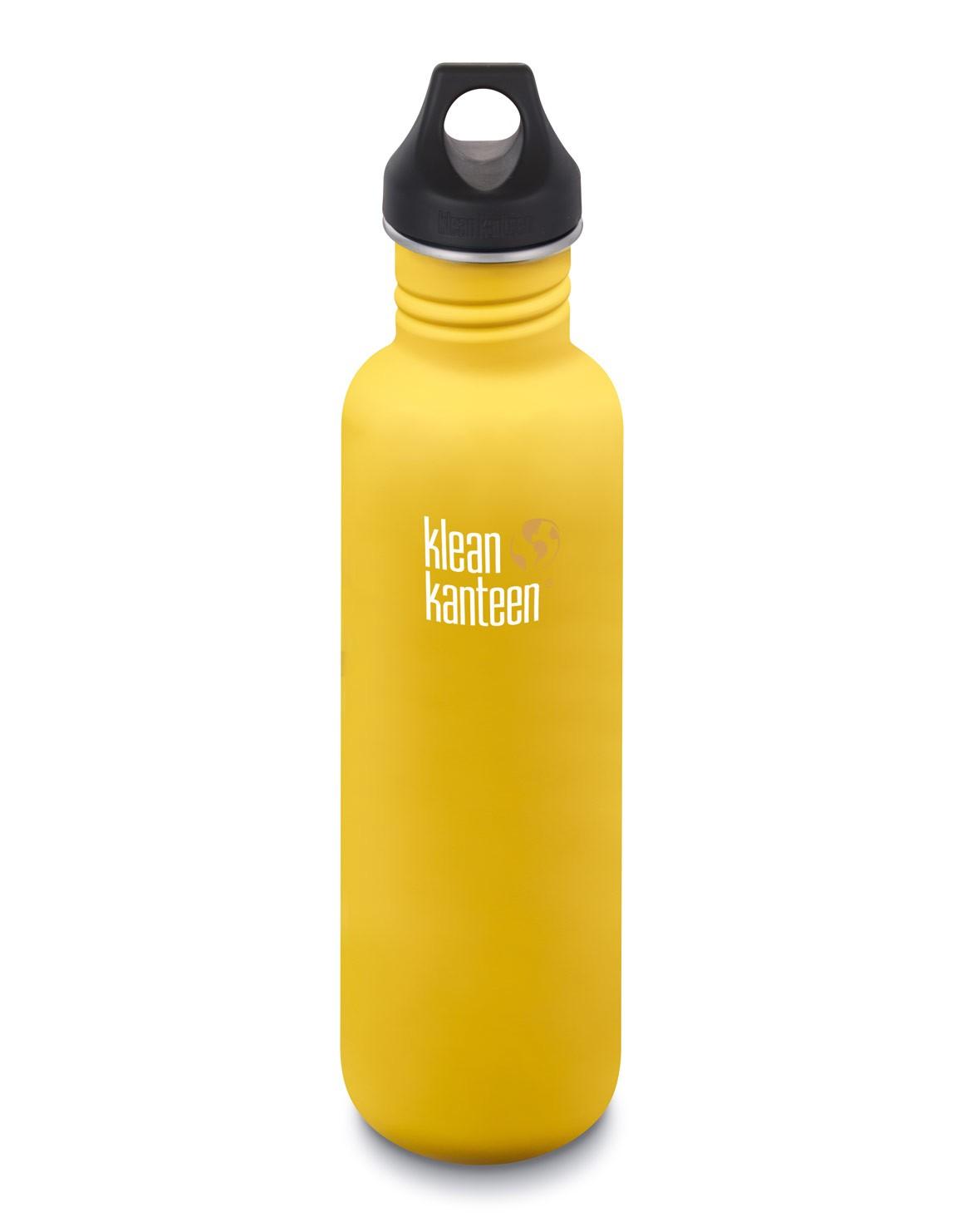 Trinkflasche Classic 800 ml Loop Cap