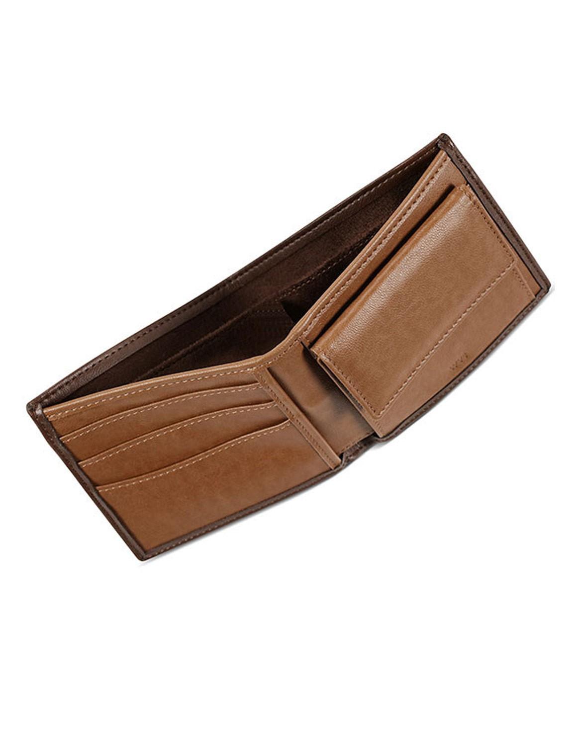 Wallet Chestnut