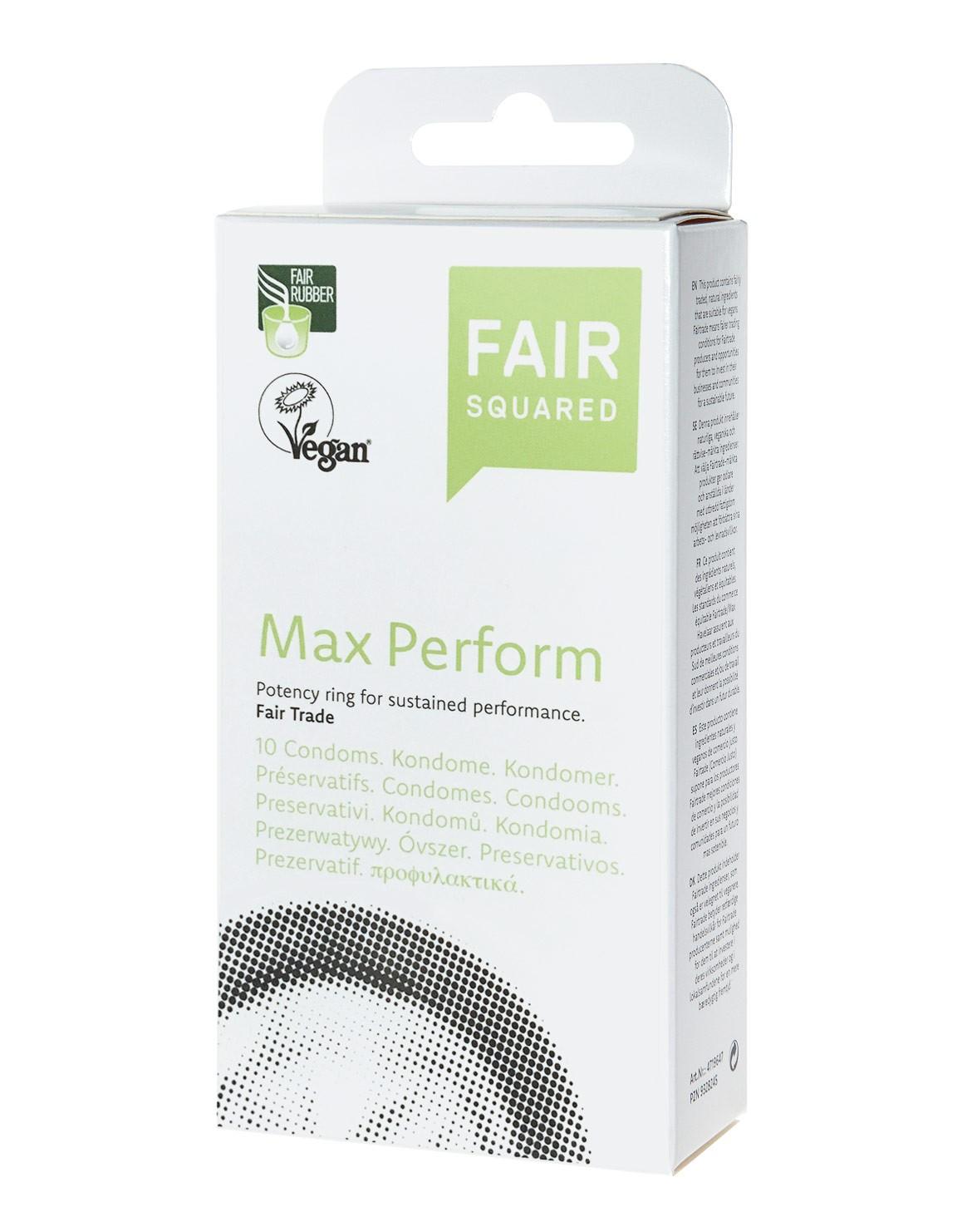 Max Perform Kondome 10 Stk.