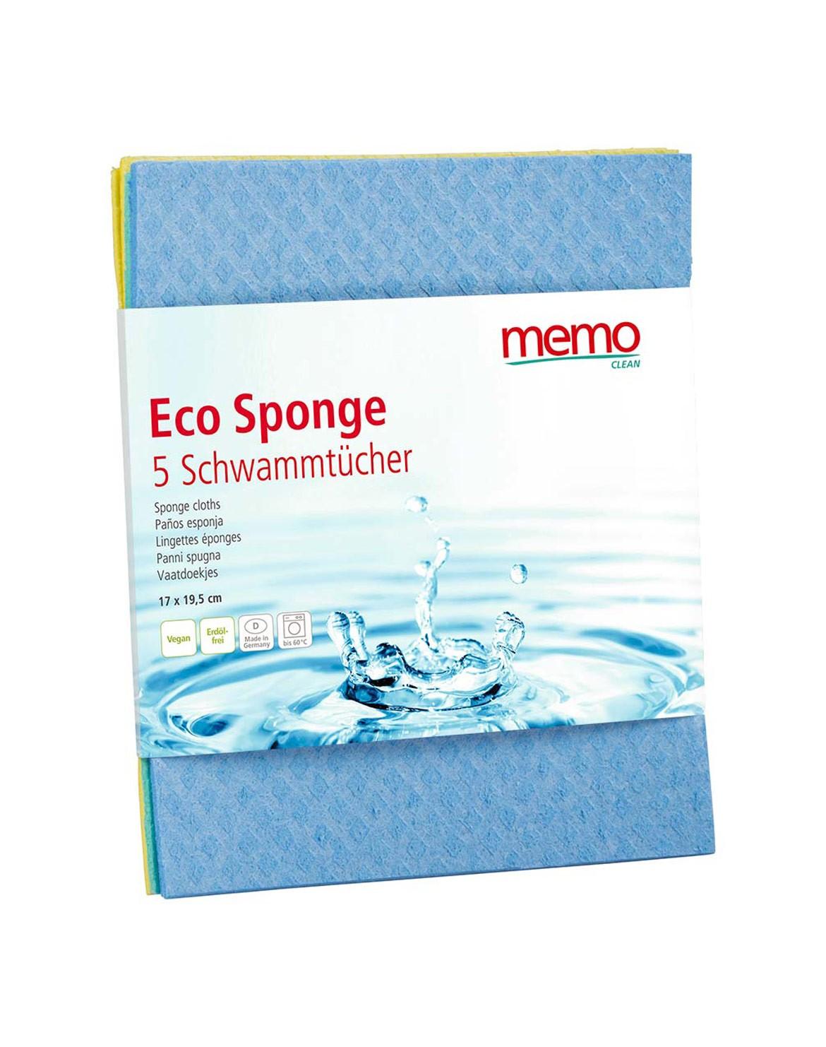 Sponge Cloths 5pcs