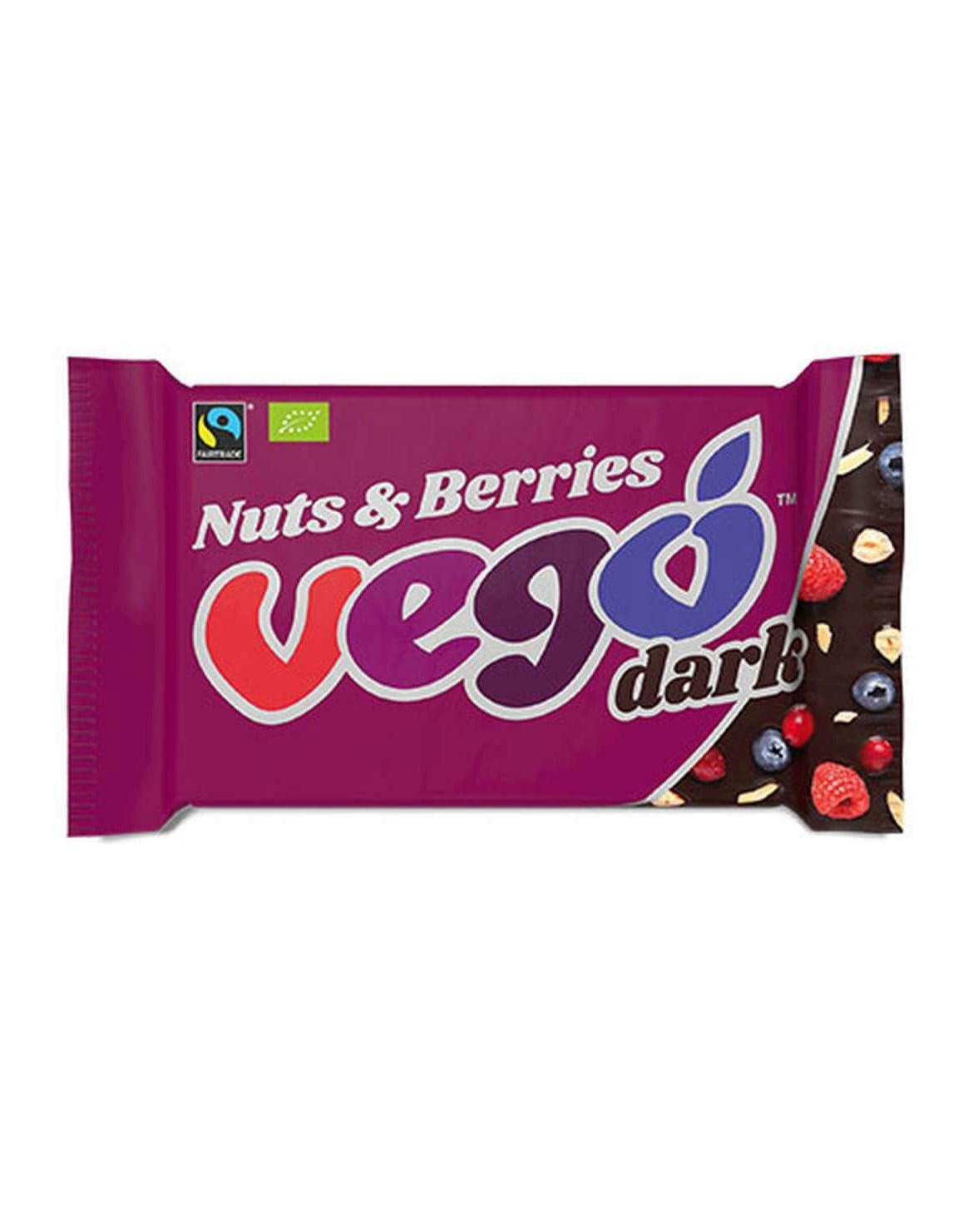 Vego Dark Nuts & Berries