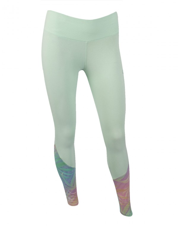 Leggings Colourblocked Palm Leaf