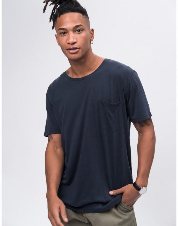 Pocket Tencel T-Shirt