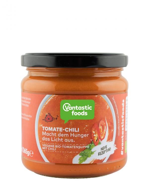Bio Suppe Tomate Chili