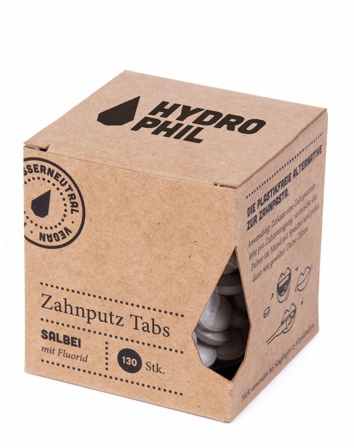 Salbei Zahnputz Tabs