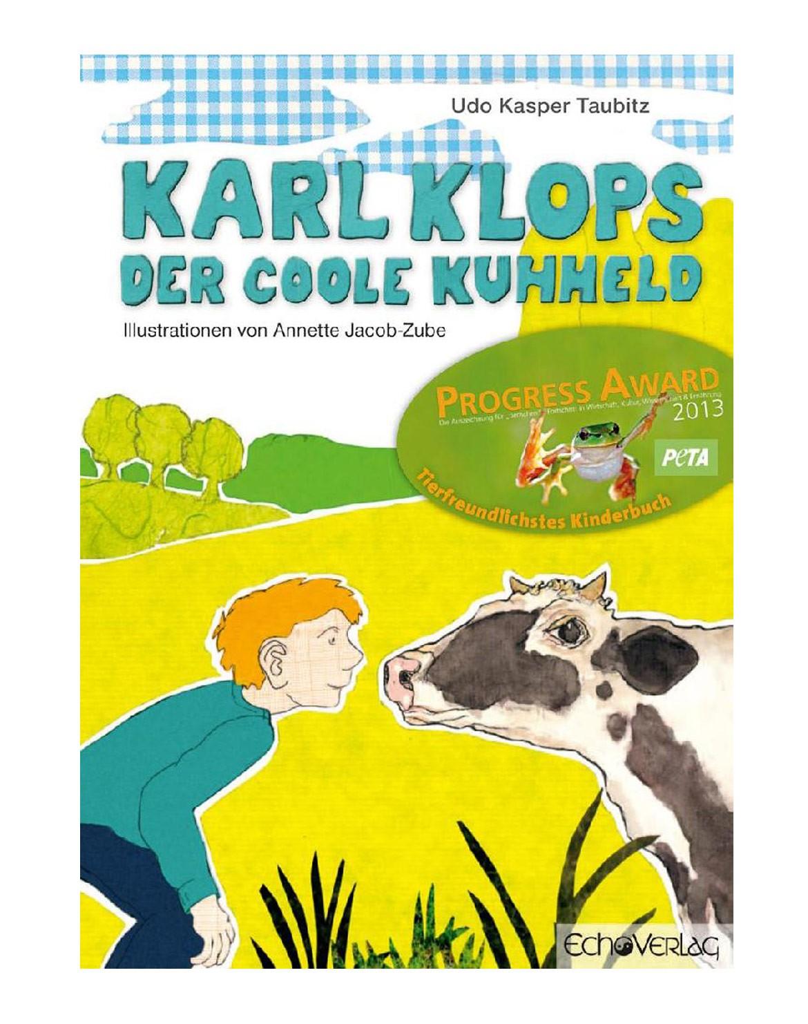 Karl Klops, der coole Kuhheld Book