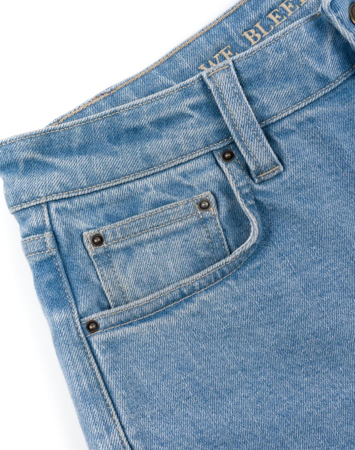 Jeans Shorts Lyocell (TENCEL™)