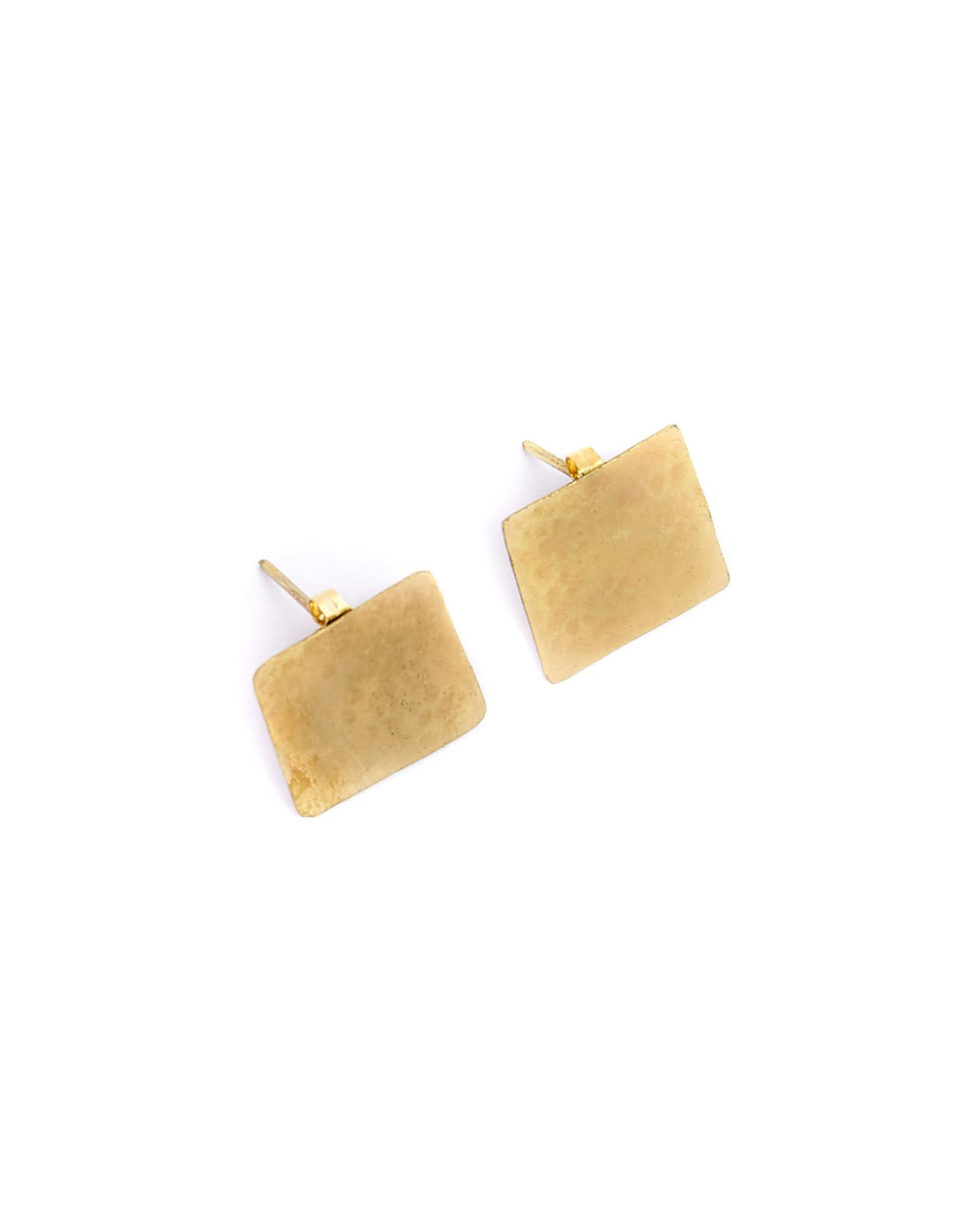 Square Stud Ohrstecker