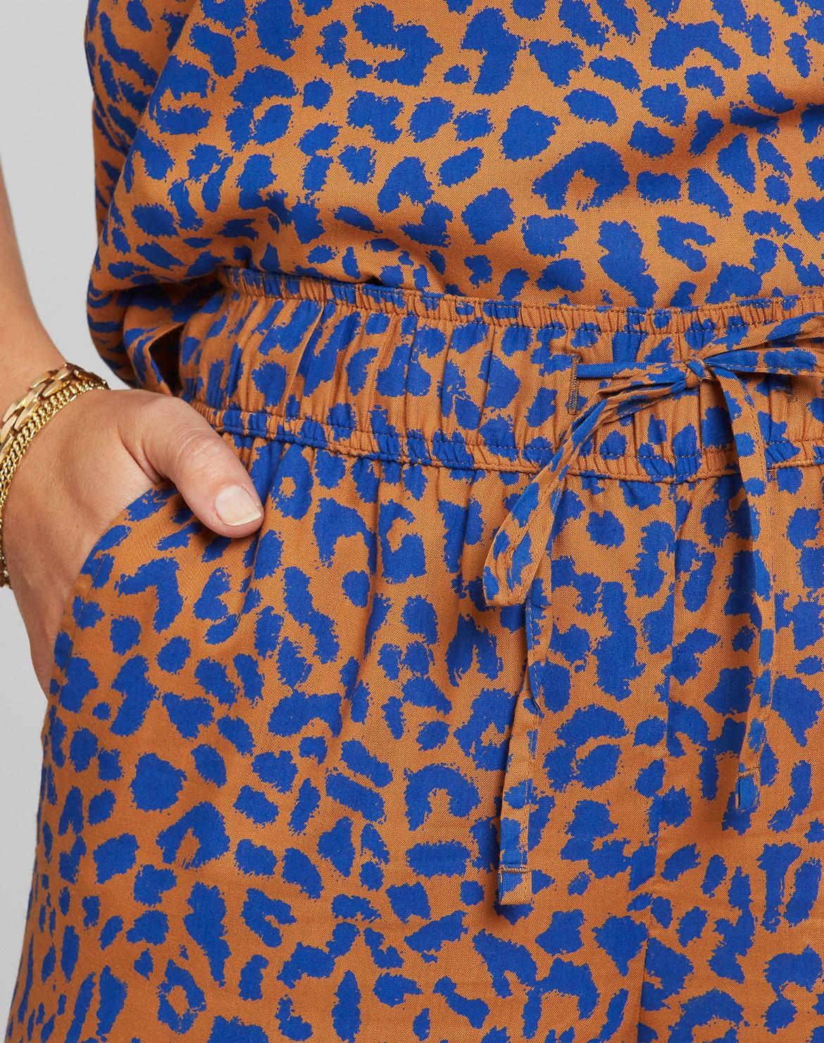Skagen Hose Leopard