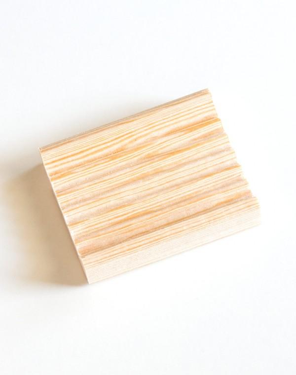 Seifenablage Pinienholz