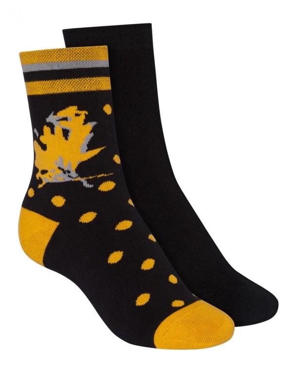 2er Pack Terry Mid Top Socken