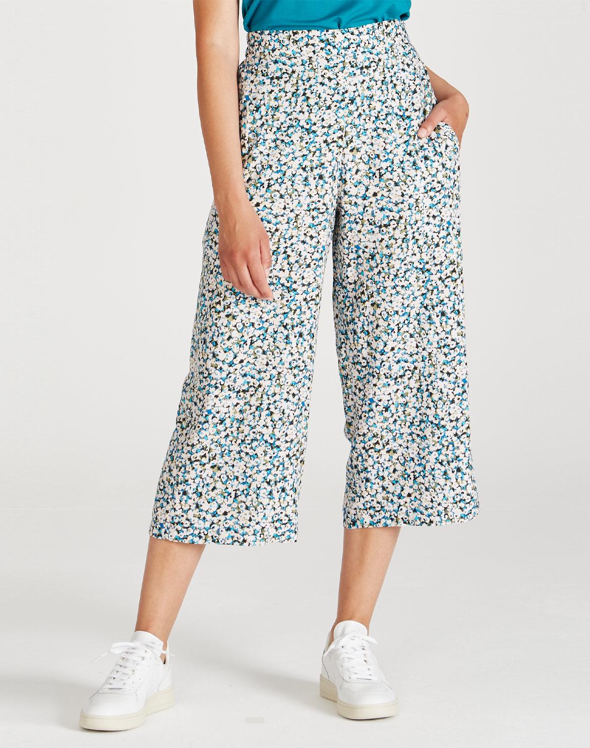 Blau/Grün (Flowers)