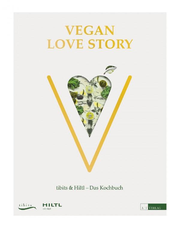 Vegan Love Story Buch