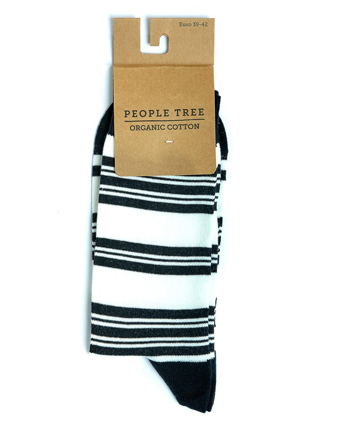 Black Stripes Socken