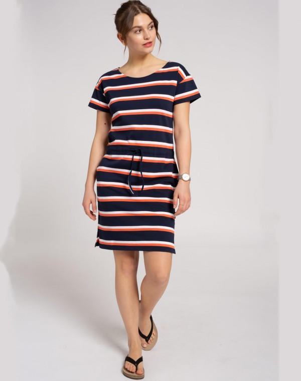 Stripes Heavy Jerseykleid