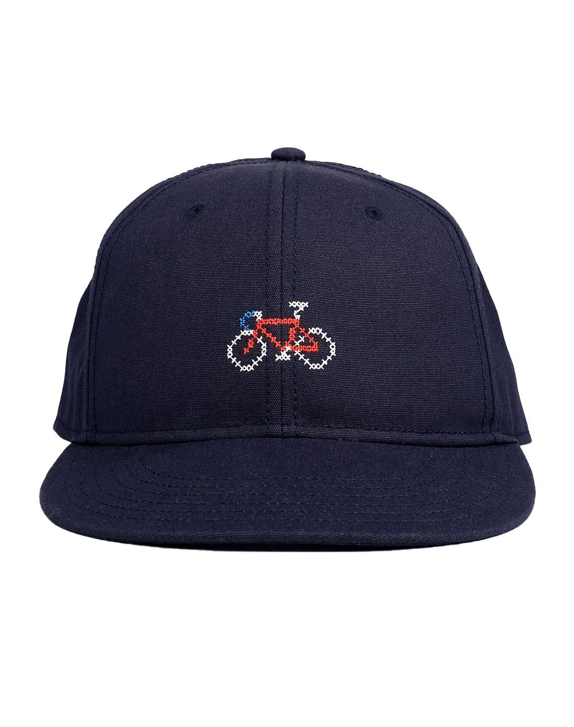 Bike Snapback Cap