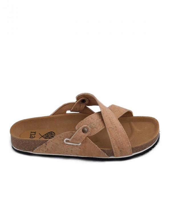 Paxos Cork Sandale