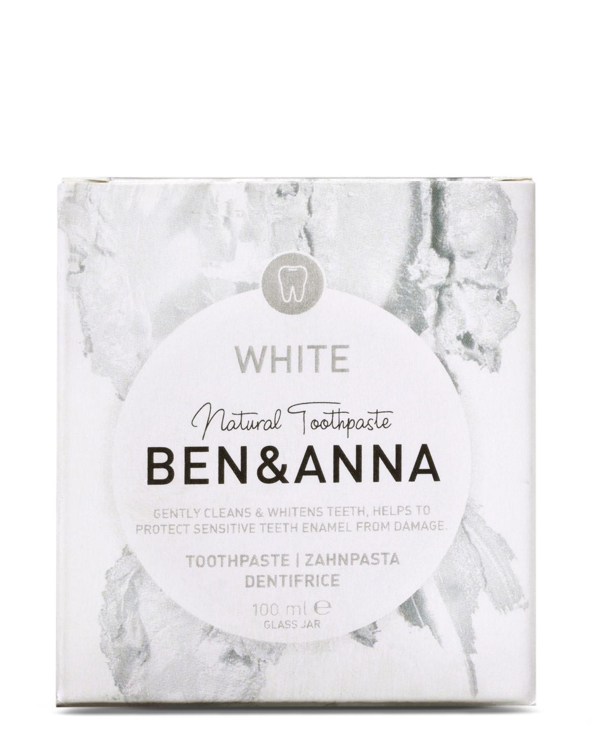 Toothpaste White