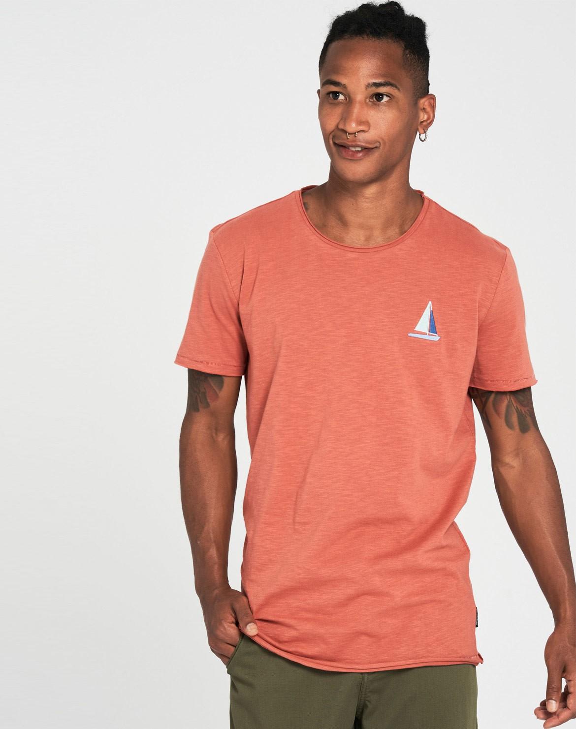 Sailingboat Casual T-Shirt