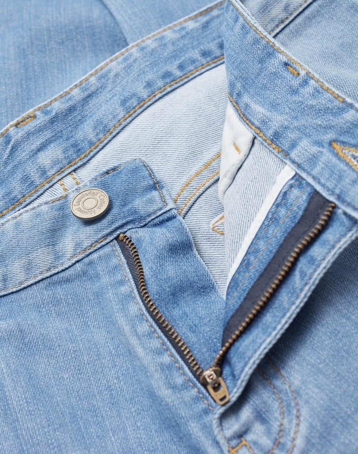 Ash Selvedge Denim Jeans