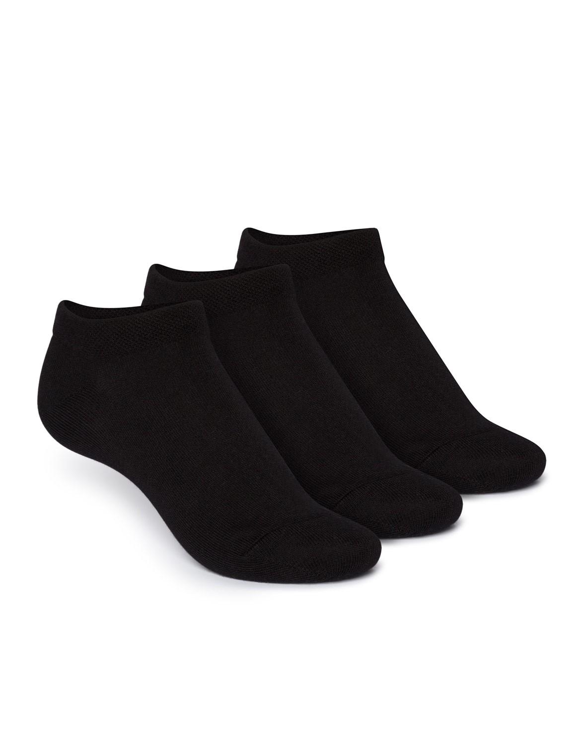 3pack Low Socks
