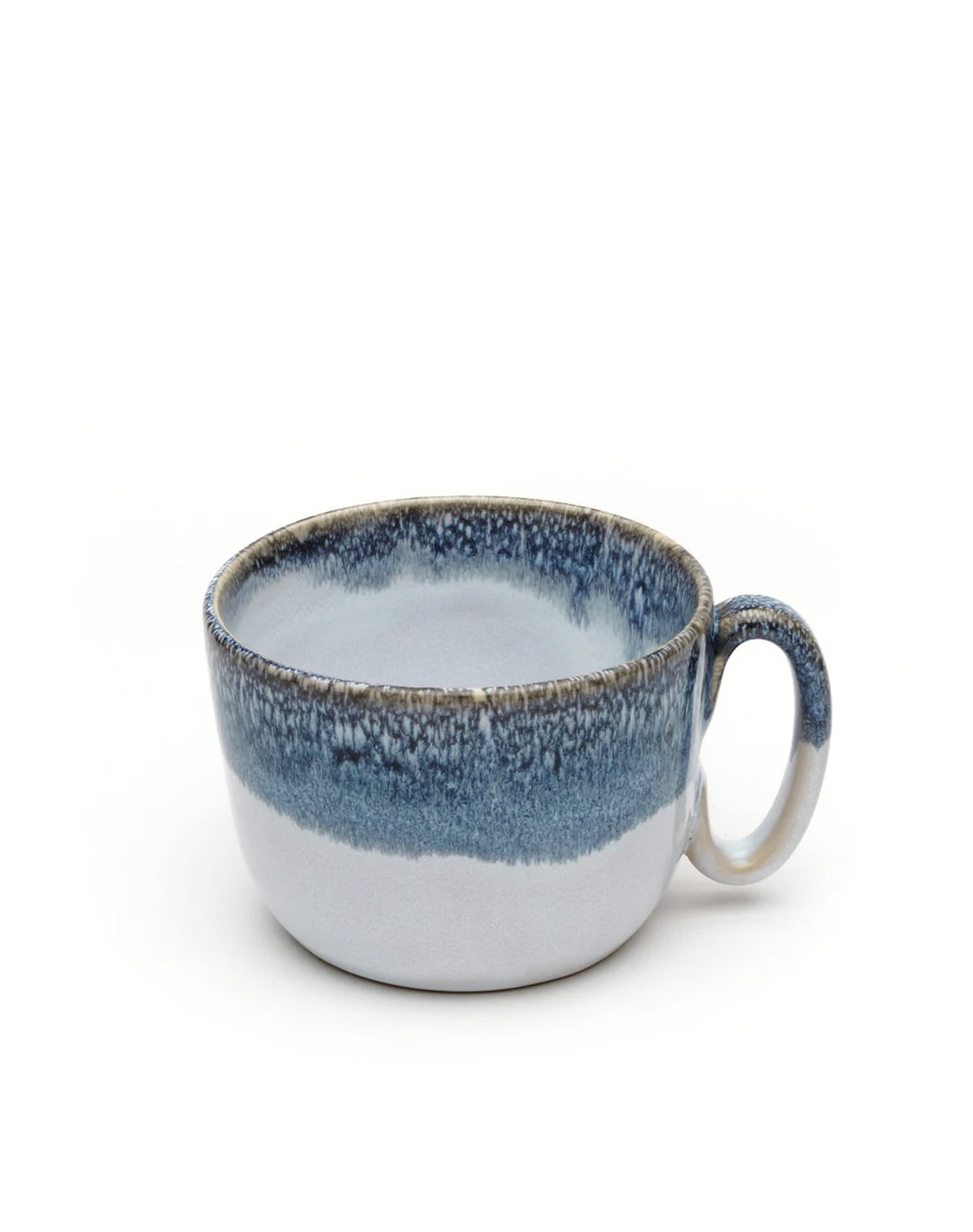 Graublau dipped