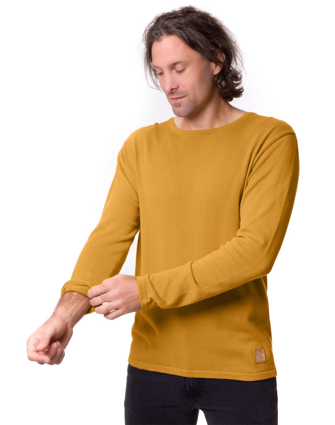 Fine Ecoknit Pullover