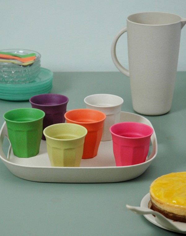 Becher Set Rainbow L
