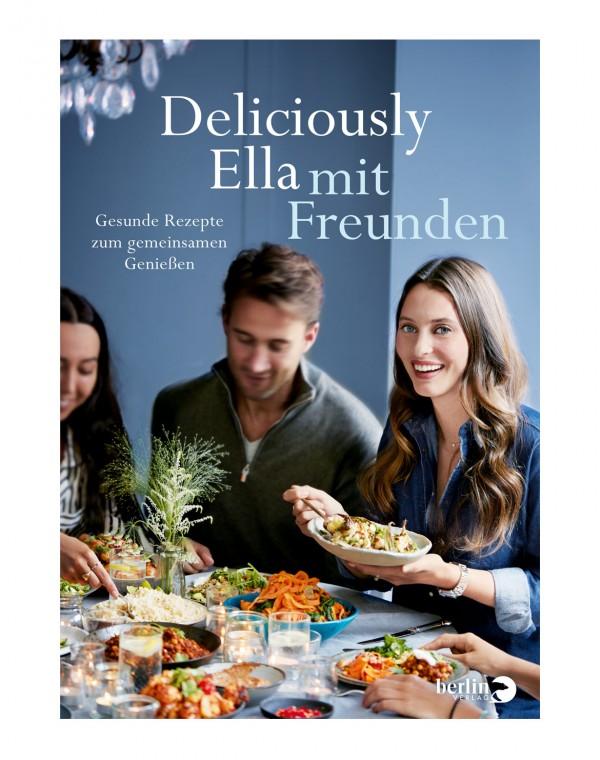 Deliciously Ella mit Freunden Buch