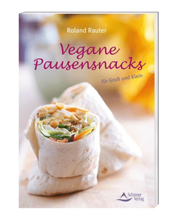 Vegane Pausensnacks Buch