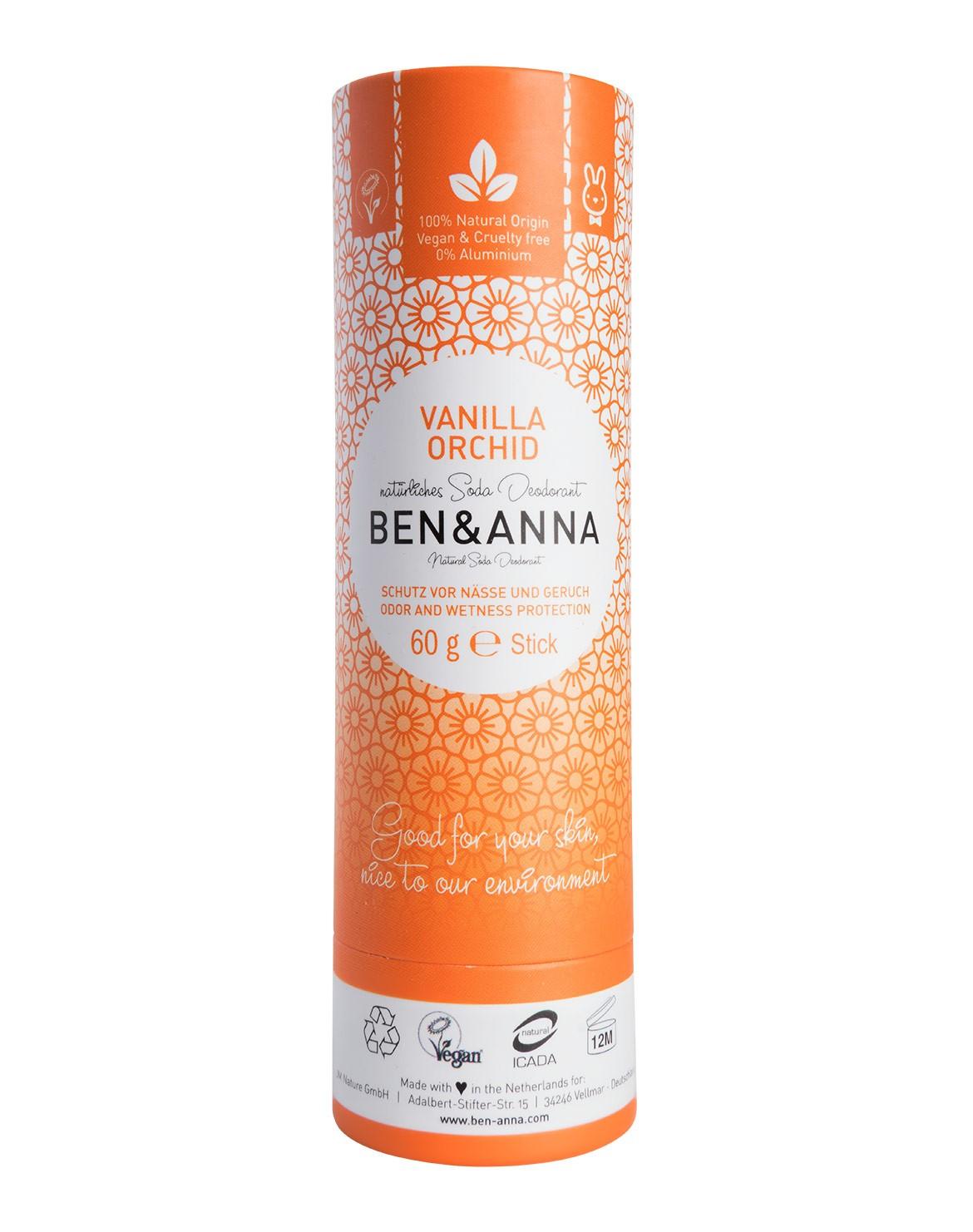 Vanilla Orchid Deodorant