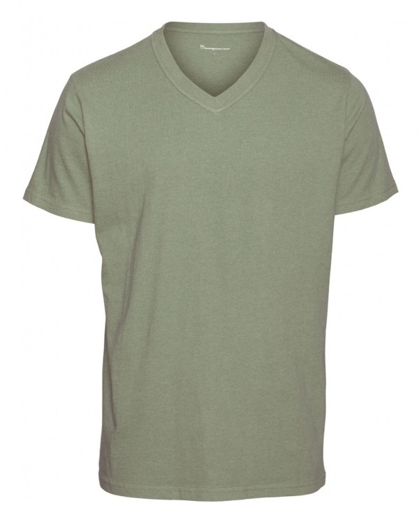 Alder Basic V-Neck T-shirt