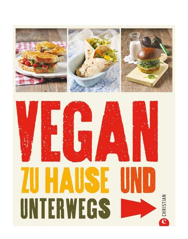 Vegan zu Hause und unterwegs Buch