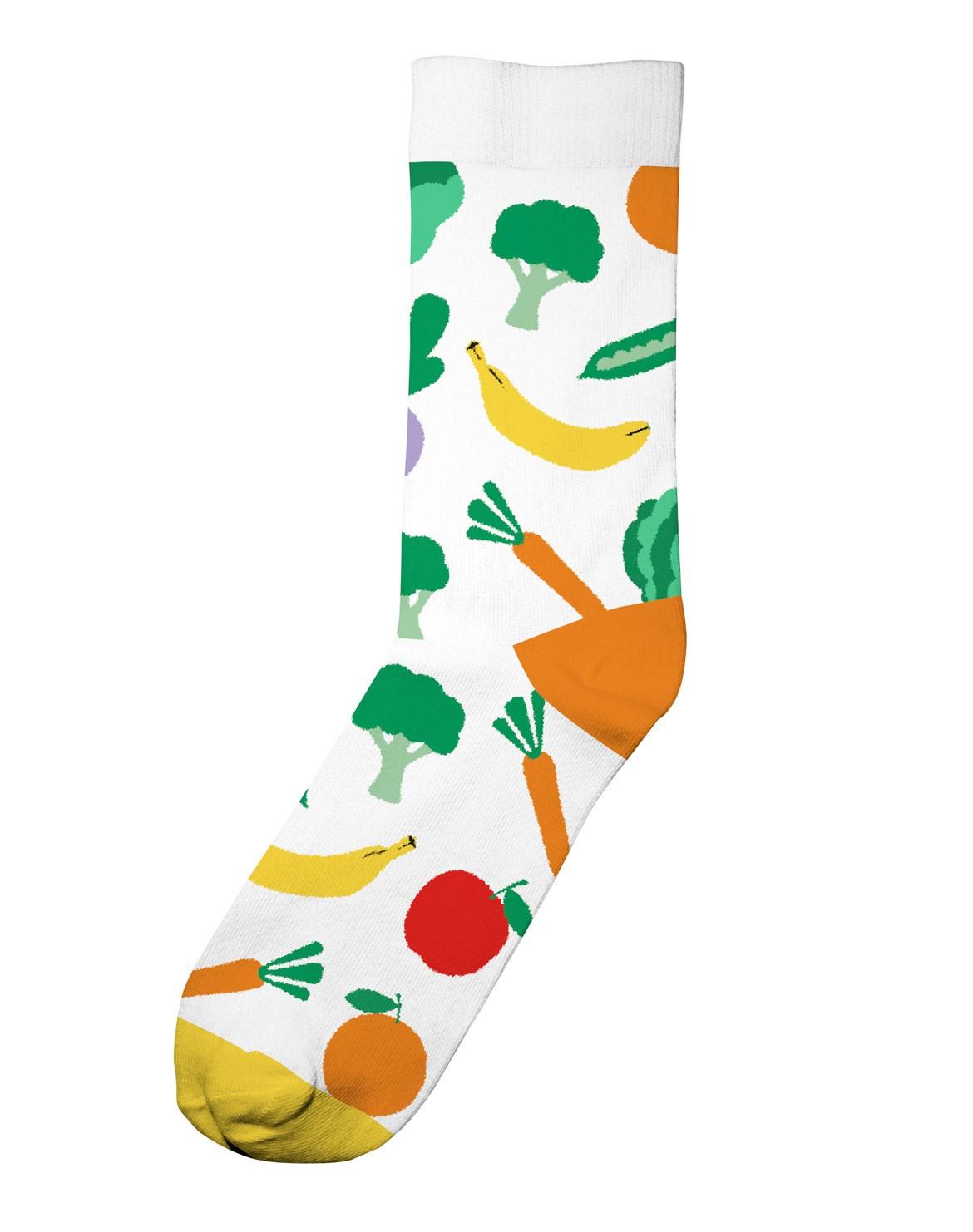 Vegetables Socken