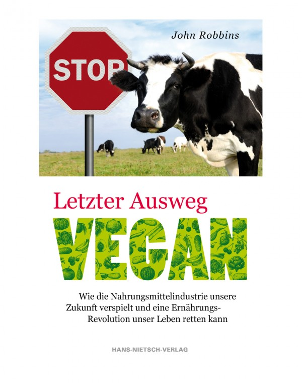 Letzter Ausweg Vegan Buch