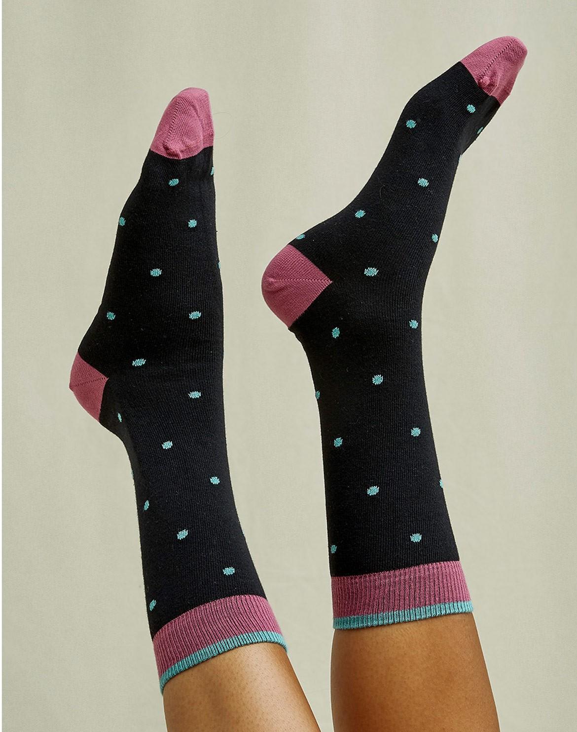 Mini Dot Socken