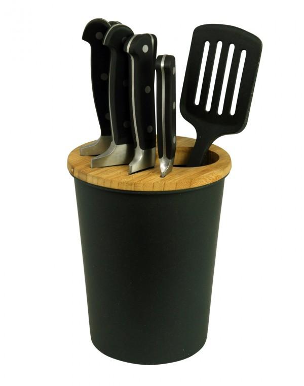 Knives on the Block Küchenblock