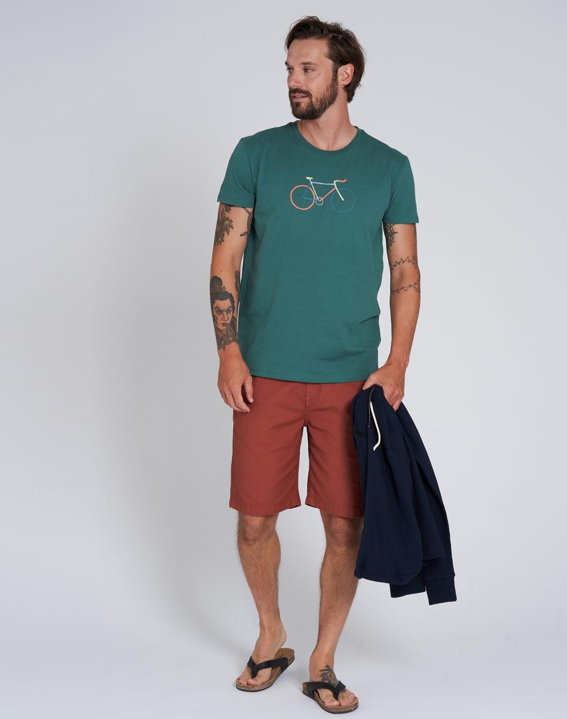 Bike Casual T-Shirt