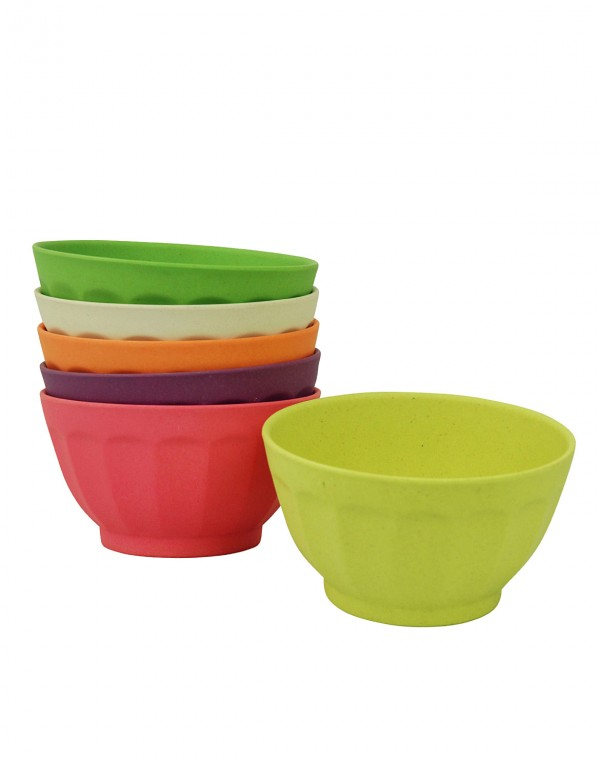 Sweet Fortune Bowls Set Rainbow XL