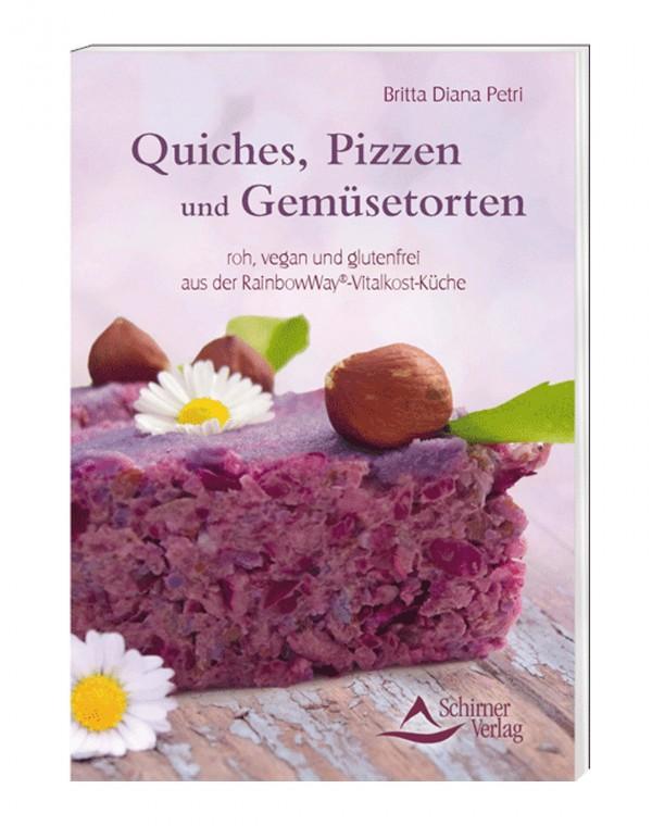 Quiches, Pizzen und Gemüsetorten Buch