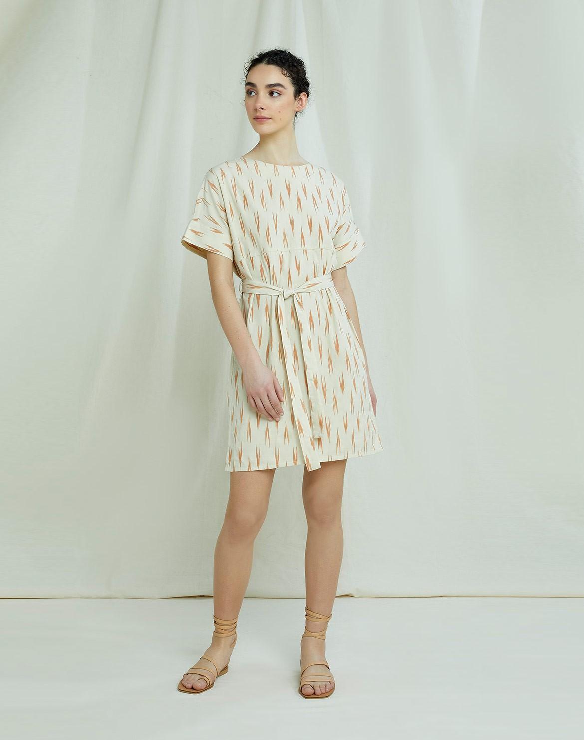 Christabel Ikat Kleid
