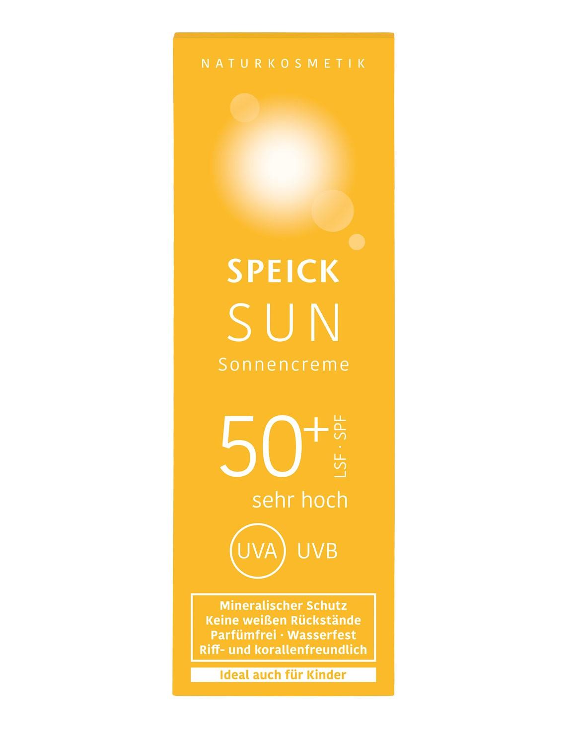 Sonnencreme LSF 50