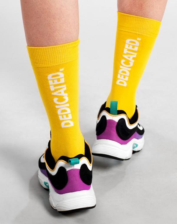 Yellow Socken