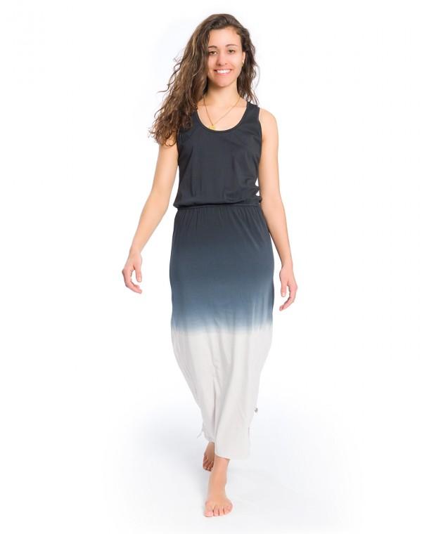 Dip Dye Kleid