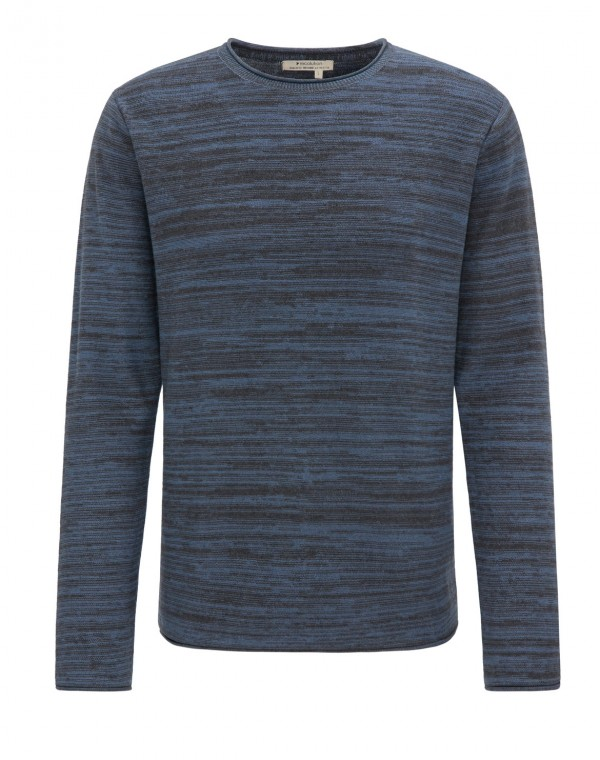 Flecked Light Knit Pullover